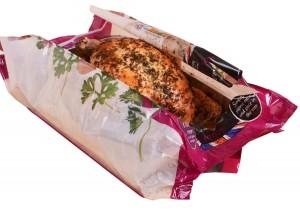 بستهی Roast-In-The-Bag مرغ،  کاهش ریسکهای ایمنی و  افزایش راحتی مصرفکننده