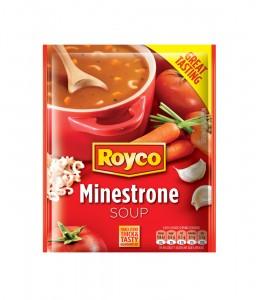 بسته سوپ، افزایش عمر محصول در قفسه و صرفهجویی زیستمحیطی