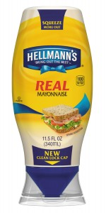 Hellmann's Announces New-and-Improved Squeeze Bottle (PRNewsFoto/Hellmann's)