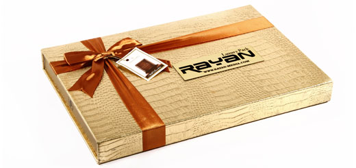 جعبههاي لوكس رايان ماهنامه صنعت بستهبندي شماره 161 iranpack rayan luxury boxes