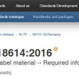 iranpack and sanat bastebandi 173 ISO-TS 18614