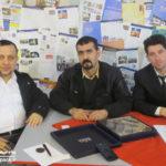 اتحادیه چاپ استان سلیمانیه عراق در غرفه ماهنامه صنعت بسته بندی