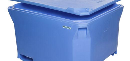 iranpack sanat bastebandi 174 rpc2016.140 Saeplast 660 PE Container pic 1