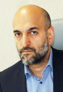 مهرداد نباتچیان، مدیر شرکت آسان قزوین Mehrdad Nabaatchian Asanpack