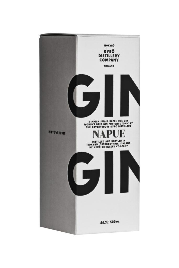 iranpack sanat bastebandi 179 Napue Gin box