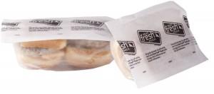 پوچ ساندویچ قابل مایکروویو،  مرطوب نگه داشتن نان حین حرارت دیدن