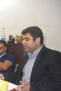 افشین فخر عامل توسعه خوشه بستهبندی استان قزوین