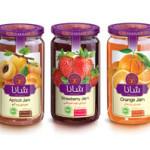 برنده جايزه سرو:  حامد هادئی/ طراحی مجموعهی کامل  محصولات غذایی شانا