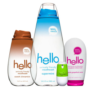 HELLO PRODUCTS LLC ORAL CARE